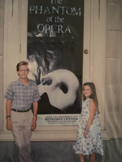 Phantom of the Opera, 1999