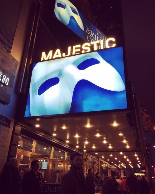 Broadway, NYC, 2017